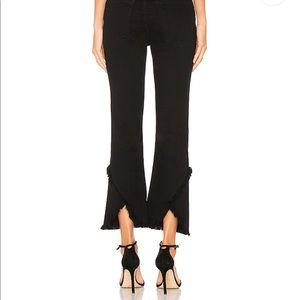 Citizens of Humanity Drew Fray cropped flares